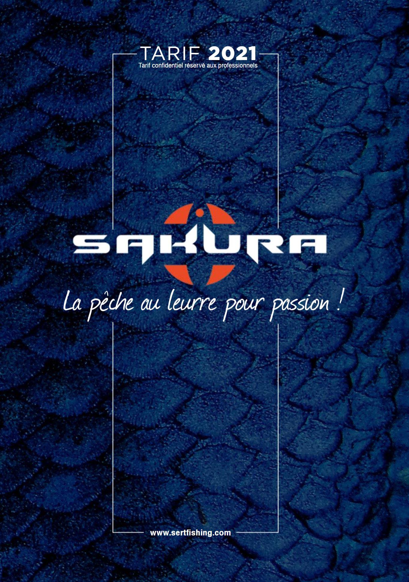 Catálogo SAKURA 2021
