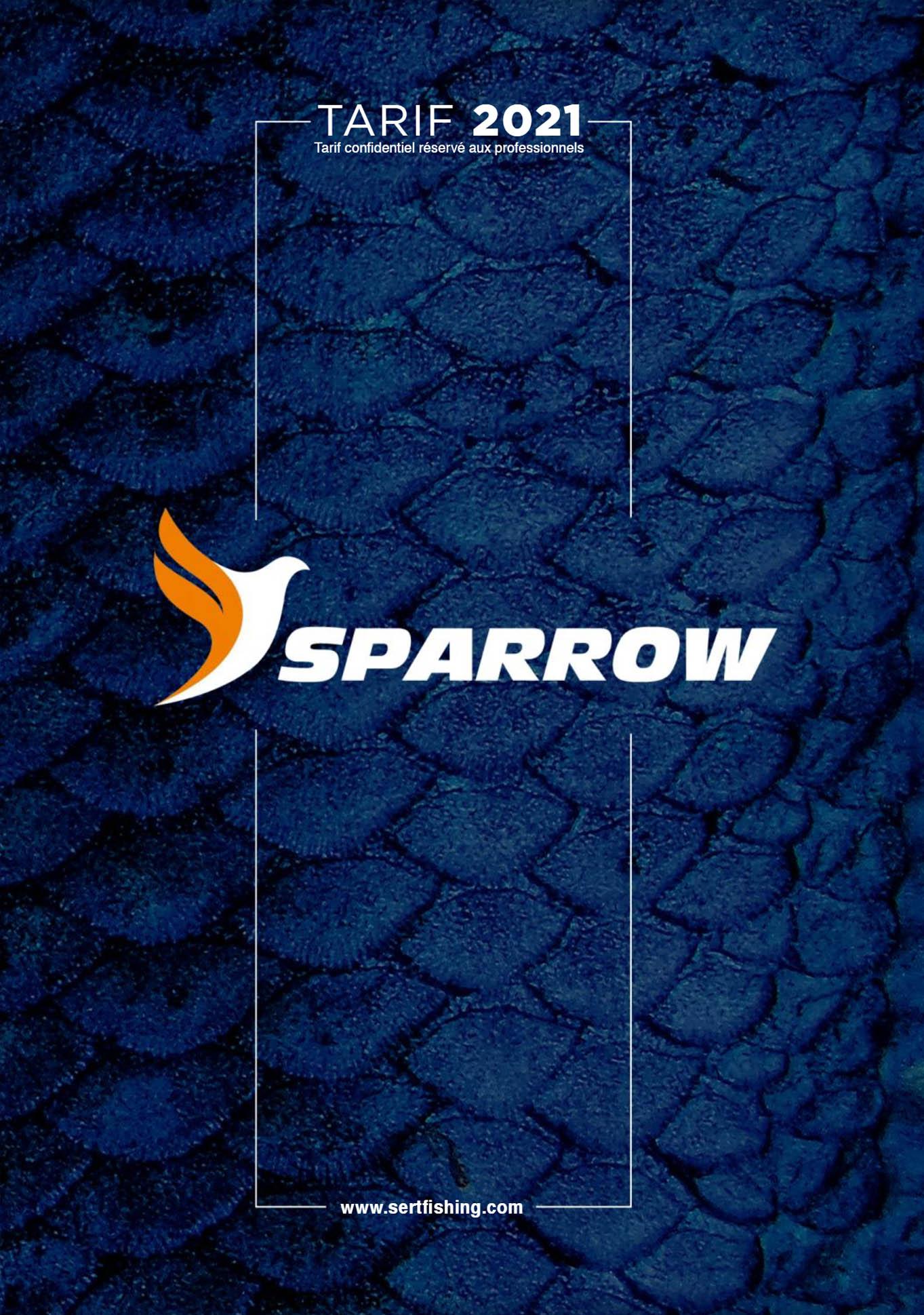 Catálogo SPARROW 2021