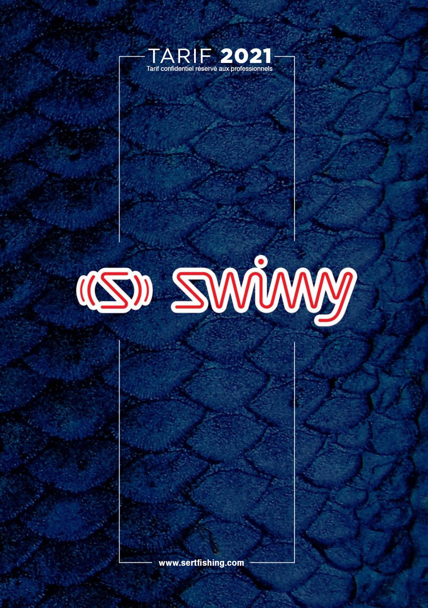 Catálogo SWIMY 2021